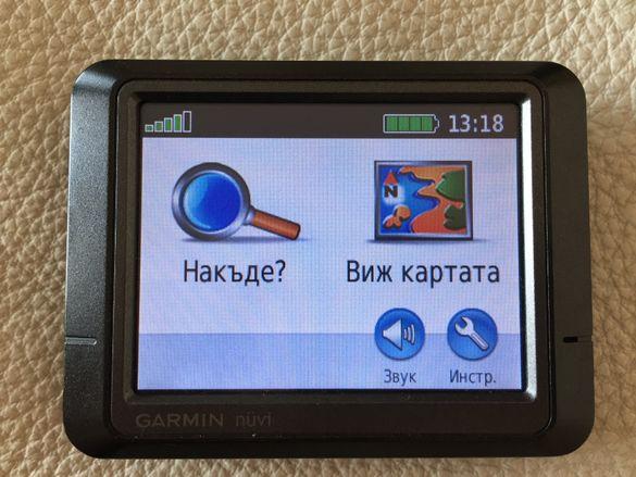 Навигация Garmin NUVI 265