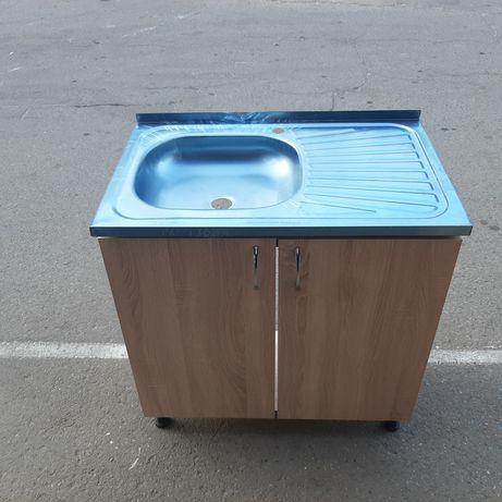 Мойка тумбасымен бірге/Кухонная мойка с тумбой от 11000тг