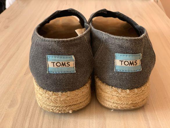 Оригиални сандали TOMS тип еспадрили