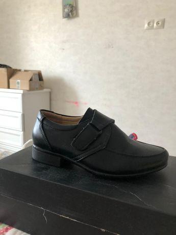 Туфли классические,  черные