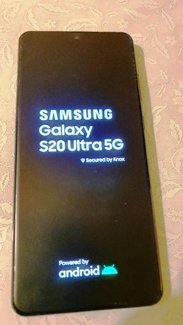 Samsung Galaxy S20 Ultra 5G, 128 gb, 12 gb ram, SINGLE SIM