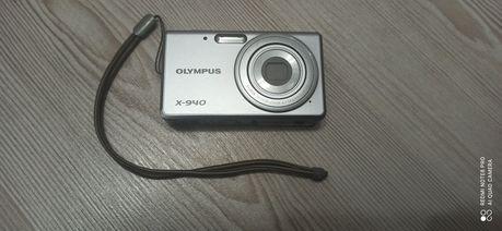Aparat foto video Olympus X 940 impecabil ca nou