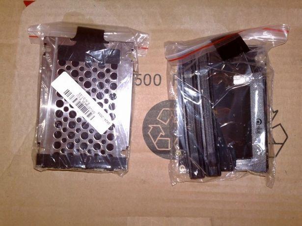 Caddy + bumper x 2+ capac hard disk + surub laptop Lenovo IBM T60 T60P