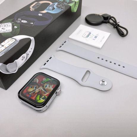 Смарт часы 7 поколения умные часы apple watch подарок z36 айфон iPhone