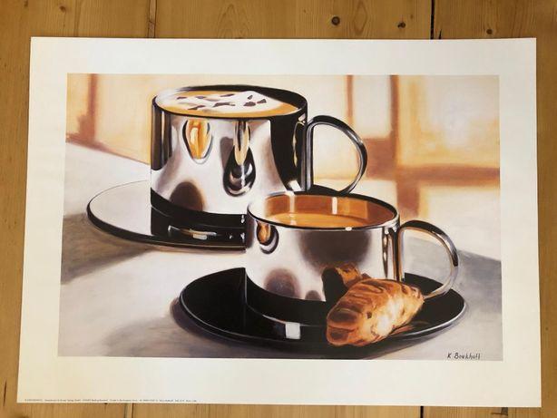 Print oficial K. Boekhoff arta statica xl cafea pt bar decor tablou