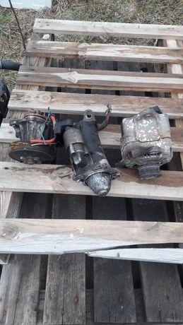 Vănd caseta directie,pompa apa,alternator,electromotor,radiatoare apa