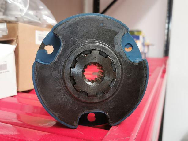 Cuplaj intre motor si pompa hidraulica