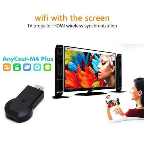Безжичен дисплей wifi display wi-fi dongle anycast chromecast