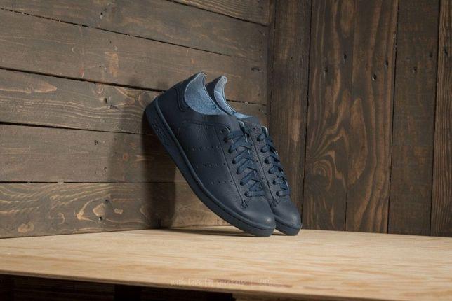 Adidasi Piele Adidas STAN SMITH Sock Leather 100% Autentici 42