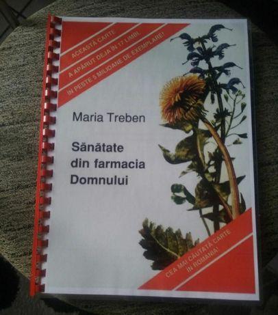 Sănătate din farmacia Domnului- Maria Treben