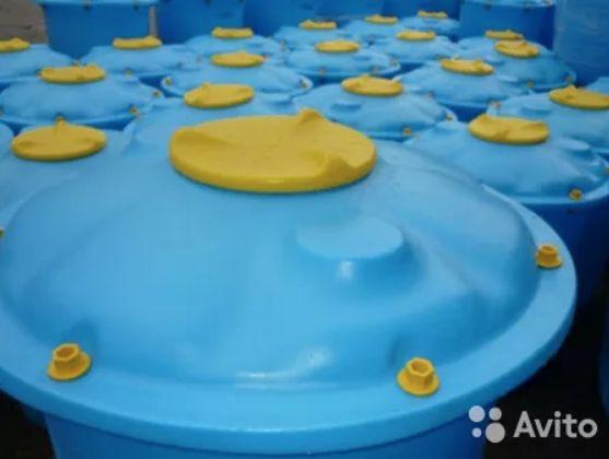 Емкость для воды,резервуар,бочка для строительства 10000л