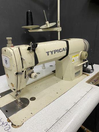 Срочно продам швейную машинку Typical