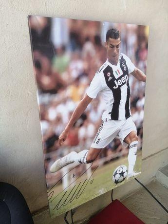 Постеры-картины футболистов
