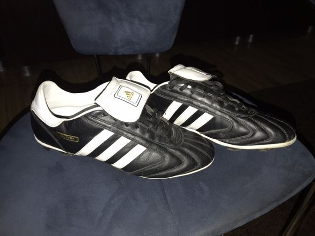 Ghete football/fotbal/sport Adidas Telstar Traxion 45 1/3 Piele
