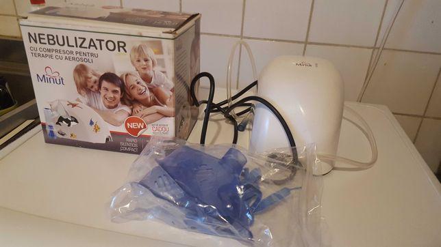 Nebulizator aparat aerosoli