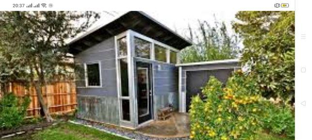 Дачные домики и каркасные дома