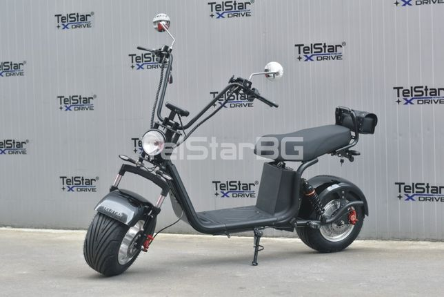 Scuter electric BIG CITY HARLEY TS-600-4 + X20PRO Certificat CE 60V 22