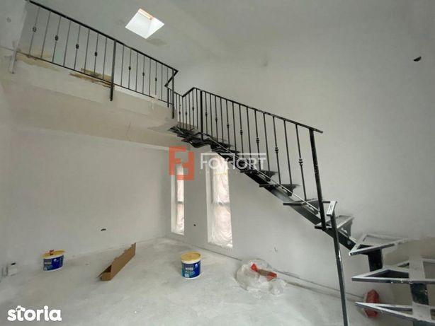 Apartament trei camere | Doua Nivele Et.3+M | Bloc Nou | Loc de parcar