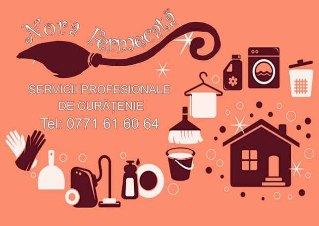 Servicii complete de curățenie in Reșița și împrejurimi