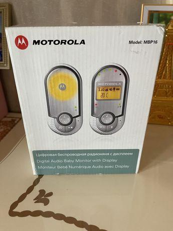 Радио няня Motorola MBP16