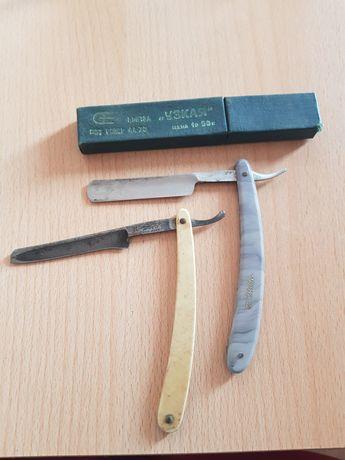 Колекционерски Стар бръснач руски Узкая и немски Solingen солинген