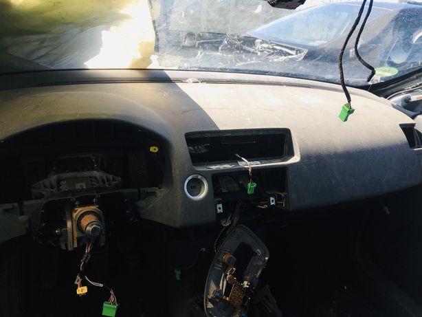 kit airbag plansa bord volvo v50 s40 dezmembrez 2.0 motor