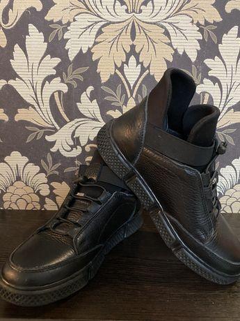 Детские осенние ботинки 33р