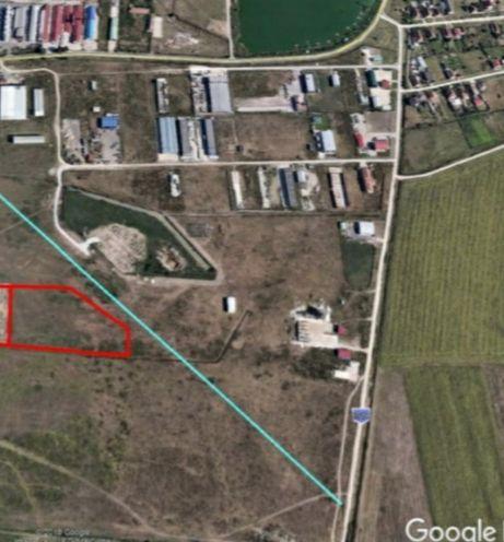 Vand teren industrial curții construcți Sacalaz