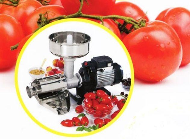 Storcator electric / masina de tocat rosii si fructe Reber, Italia