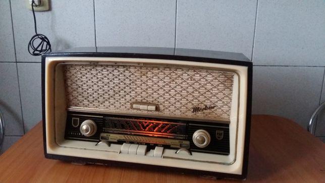 Radio amplificator lampi PHILIPS-MERKUR 473 functional, an 1953