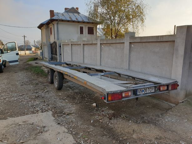 Platformă auto 3,5 tone