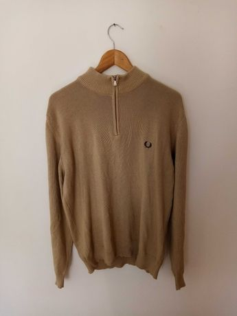 Поло Fred Perry Zip Polo Размер L