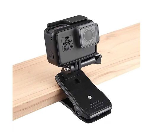 Clema prindere rapida cu montura standard GoPro