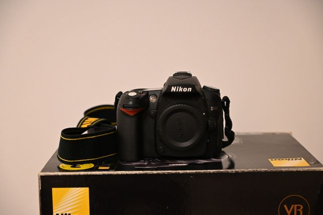 Nikon Dsrl D90 stare impecabila