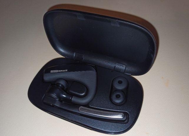 Casca Bluetooth Last Impact, Handsfree, 2 Microfoane