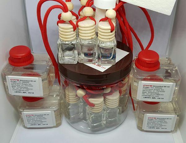 Parfum auto/casa original 100% CWS frutto(guma turbo)