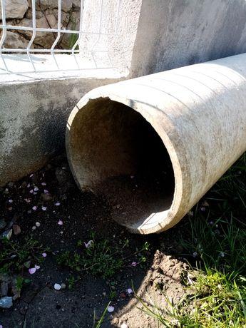 Tub beton. Restul de caractere pana la 16.
