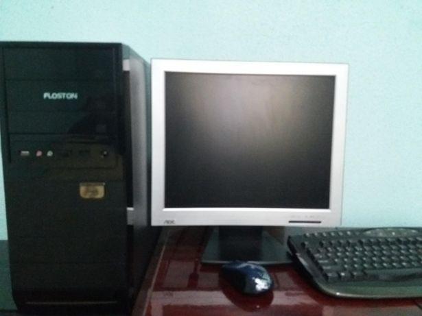 Monitor+tastatură+unitate