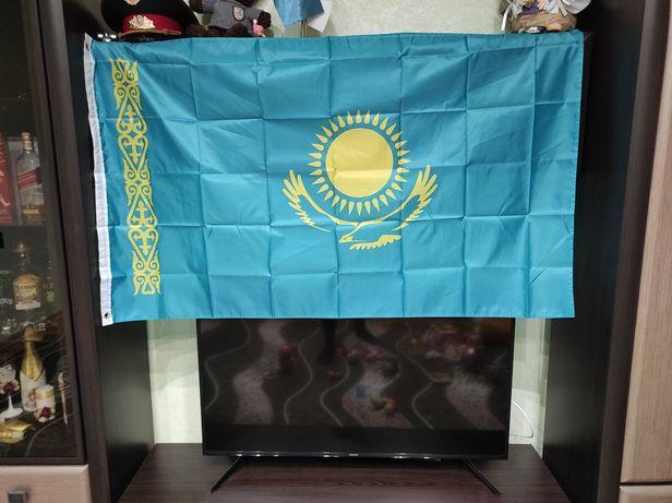 Флаг Казахстана, розница и опт, новые флаги РК