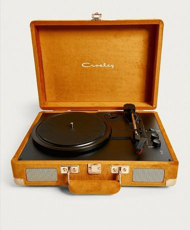 Vinyl player cu Bluetooth