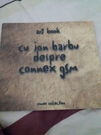 ion barbu - art book - despre connex gsm - 1997
