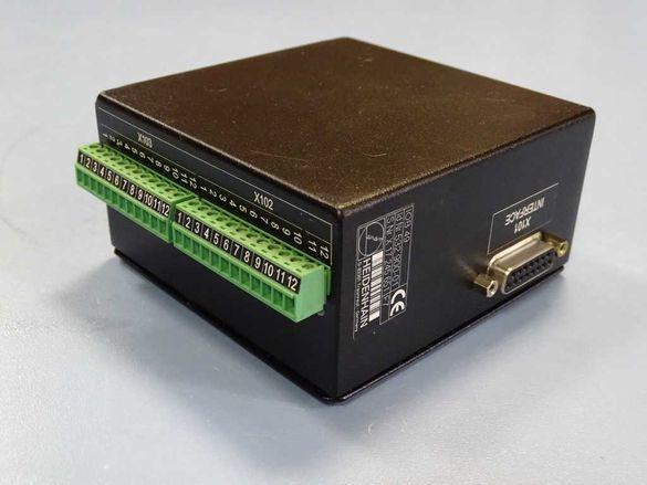 Модул HEIDENHAIN IOB49 за управление на CNC машина