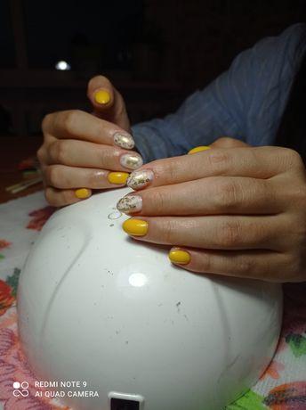 Майкудук, маникюр, наращивание ногтей