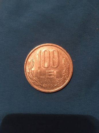 Moneda 100lei Originala BNR Mihai Viteazu 1995