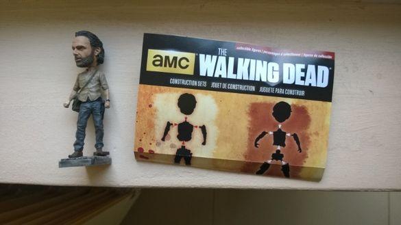 ПРОМО! Walking dead Rick Grimes фигура ПРОМО
