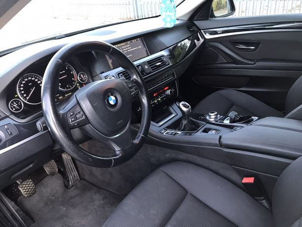 Scaune Incalzite Bancheta Interior BMW F10 F11 cu airbag centuri