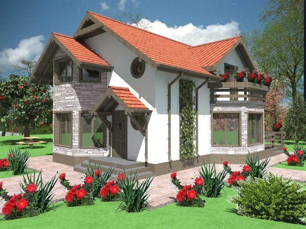 Casa noua Adunatii Copaceni