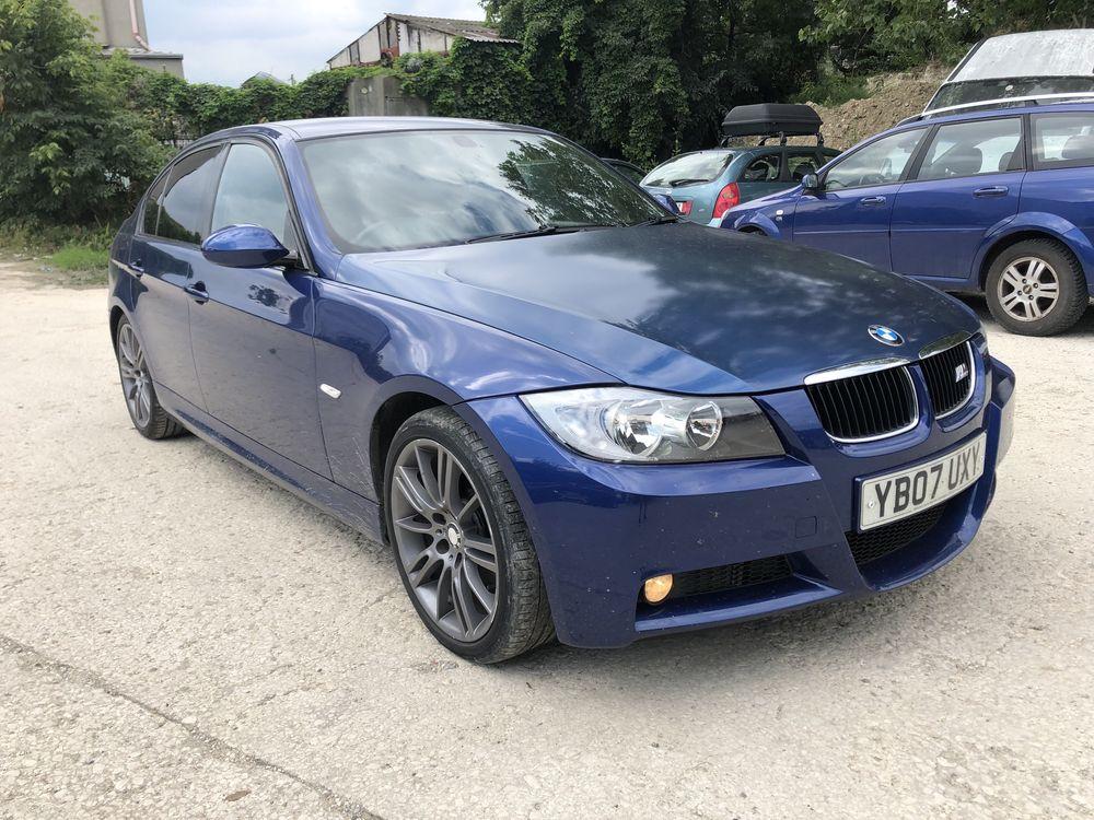 BMW E90 318D M pack БМВ Е90 318Д 06г 122кс