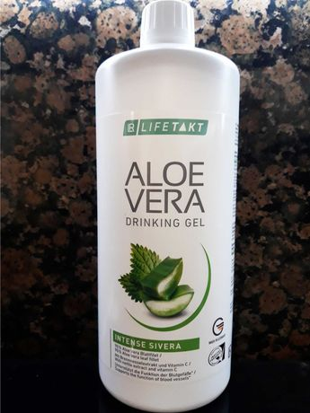 Aloe Vera Drinking Gel Intense Silvera 1 литър