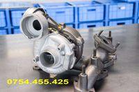 Turbina noua reparata VW Passat B6 2.0 TDI BKP BMP BPW A3 Golf 5 Leon